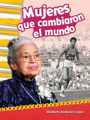 cover image of Mujeres que cambiaron el mundo (Women Who Changed the World)