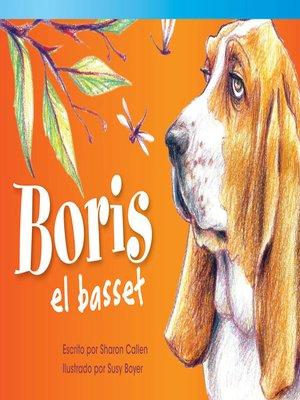 cover image of Boris el basset (Boris the Basset)