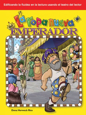 cover image of La ropa nueva del emperador (The Emperor's New Clothes)