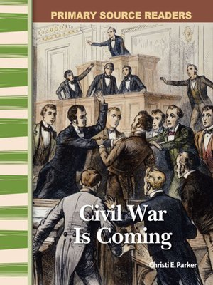 cover image of Civil War Is Coming
