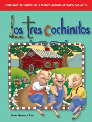 cover image of Los tres cochinitos (The Three Little Pigs)