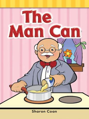 cover image of The Man Can
