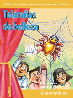 cover image of Telarañas de belleza (Webs of Beauty)