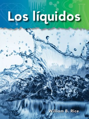cover image of Los líquidos (Liquids)