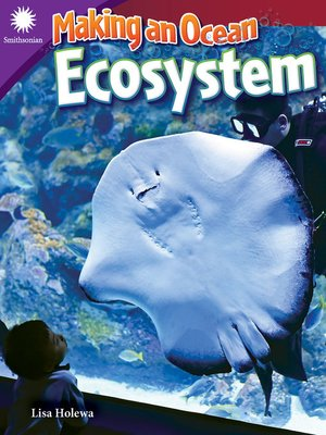 cover image of Making an Ocean Ecosystem