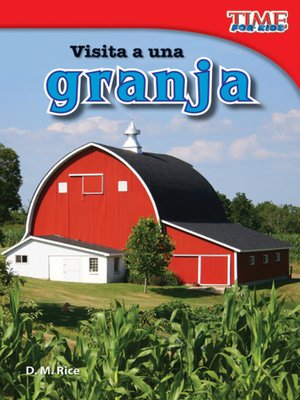 cover image of Visita a una granja (A Visit to a Farm)