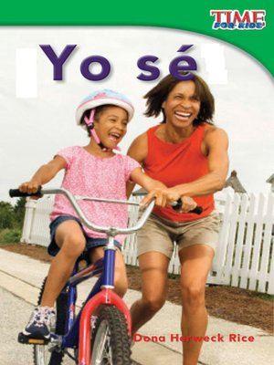 cover image of Yo sé (I Can)