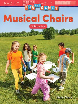 cover image of Fun and Games: Musical Chairs: Subtraction