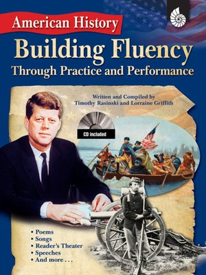 cover image of Building Fluency Through Practice and Performance: American History