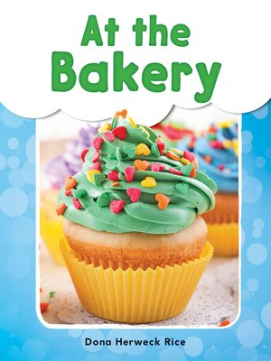 cover image of At the Bakery