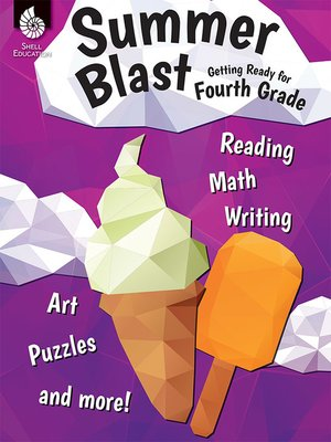 cover image of Getting Ready for Fourth Grade