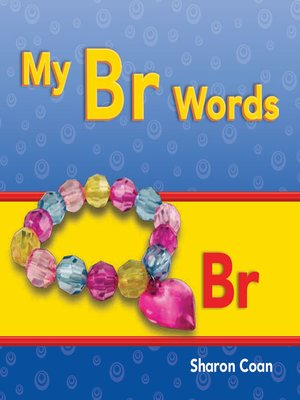 cover image of My Br Words