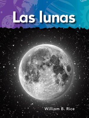 cover image of Las lunas (Moons)