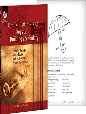 cover image of Greek and Latin Roots