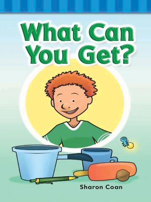 cover image of What Can You Get?