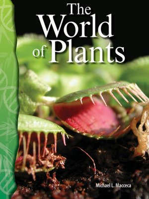 cover image of The World of Plants