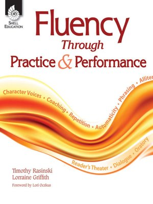 cover image of Fluency Through Practice and Performance