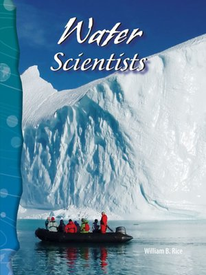 cover image of Water Scientists
