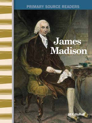 cover image of James Madison (Spanish version)