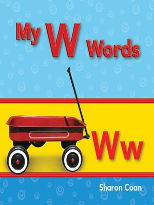 cover image of My W Words