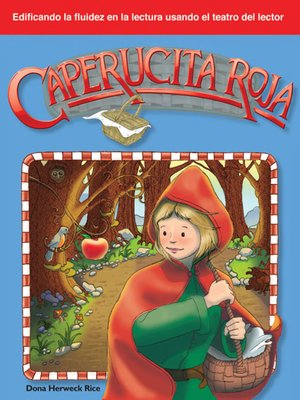cover image of Caperucita roja (Little Red Riding Hood)
