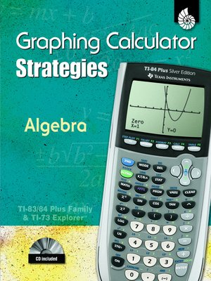 cover image of TI Graphing Calculator Strategies Algebra