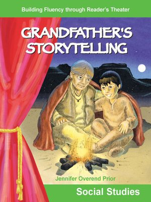 cover image of Grandfather's Storytelling