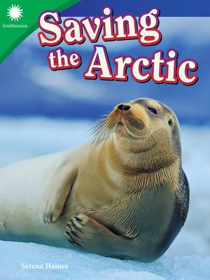 cover image of Saving the Arctic