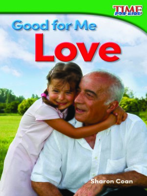 cover image of Good for Me: Love