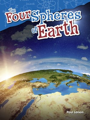 what are the 4 spheres of the earth