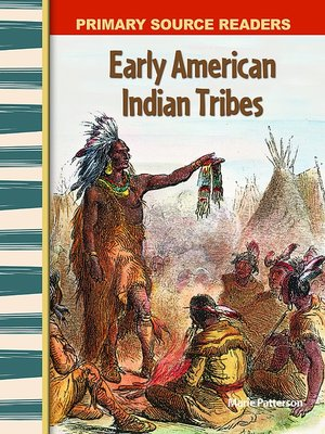 cover image of Early American Indian Tribes