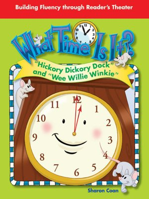 cover image of What Time Is It?
