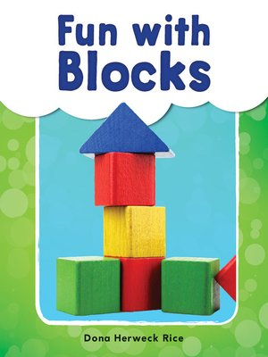 cover image of Fun with Blocks