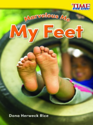 cover image of Marvelous Me: My Feet