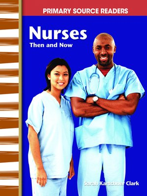 cover image of Nurses Then and Now
