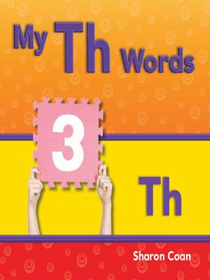 cover image of My Th Words