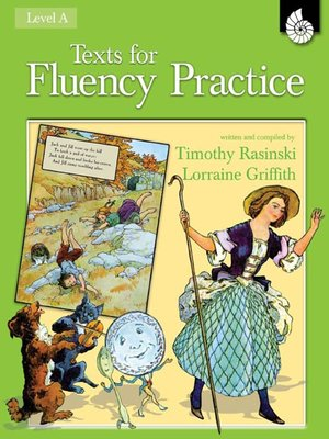 cover image of Texts for Fluency Practice, Level A