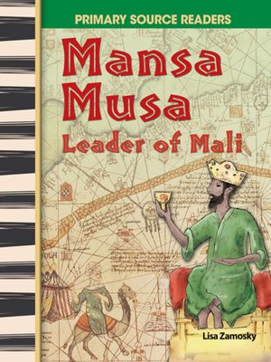 cover image of Mansa Musa