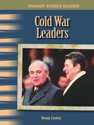cover image of Cold War Leaders