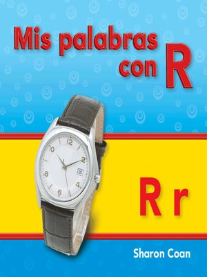 cover image of Mis palabras con R