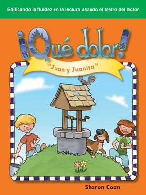 """cover image of ¡Qué dolor! """"Juan y Juanita"""" (Ouch! Jack and Jill)"""