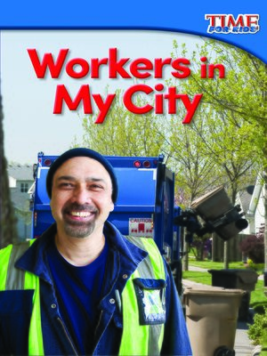cover image of Workers in My City