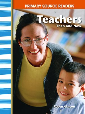 cover image of Teachers Then and Now