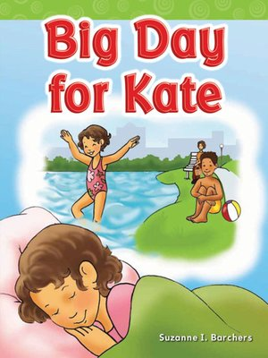cover image of Big Day for Kate