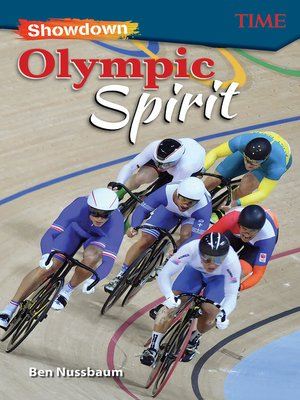 cover image of Showdown: Olympic Spirit