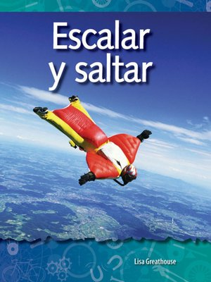 cover image of Escalar y saltar (Climbing and Diving)