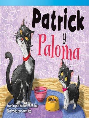 cover image of Patrick y Paloma (Patrick and Paloma)