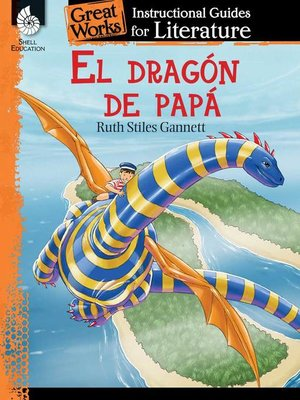 cover image of El dragon de papa (My Father's Dragon): An Instructional Guide for Literature