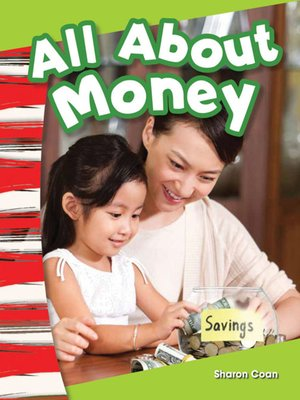 cover image of All About Money