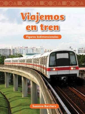 cover image of Viajemos en tren (Traveling on a Train)